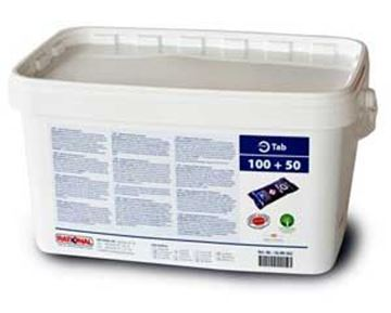RATIONAL OVEN RINSE TABLETS CARE CONTROL