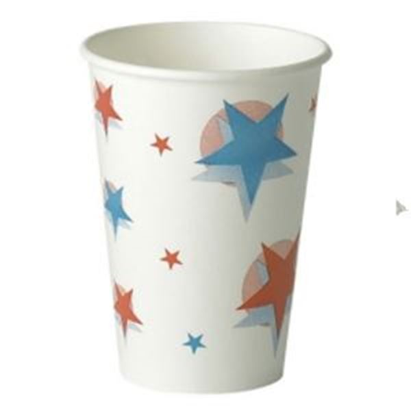 STAR/BALL COLD DRINK PAPER CUP