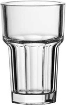 Picture of x24 25ml AMERICAN POLYCARBONATE SHOT GLASS CE