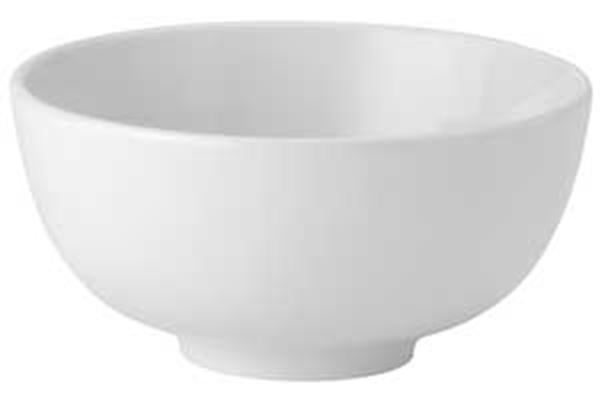 """Picture of x24 5"""" PURE WHITE RICE BOWL"""