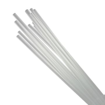 "Picture of x250 10.5"" ALCOPOP STRAW - CLEAR"