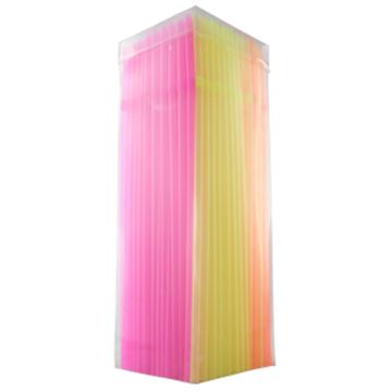 Picture of x250 24cm FLEXISTRAW - FLUORESCENT