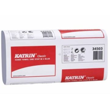 Picture of x3045 KATRIN ONE-STOP M2 HAND TOWEL - BLUE