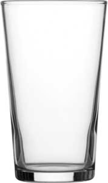 Picture of x48 10oz CONICAL GLASS CE