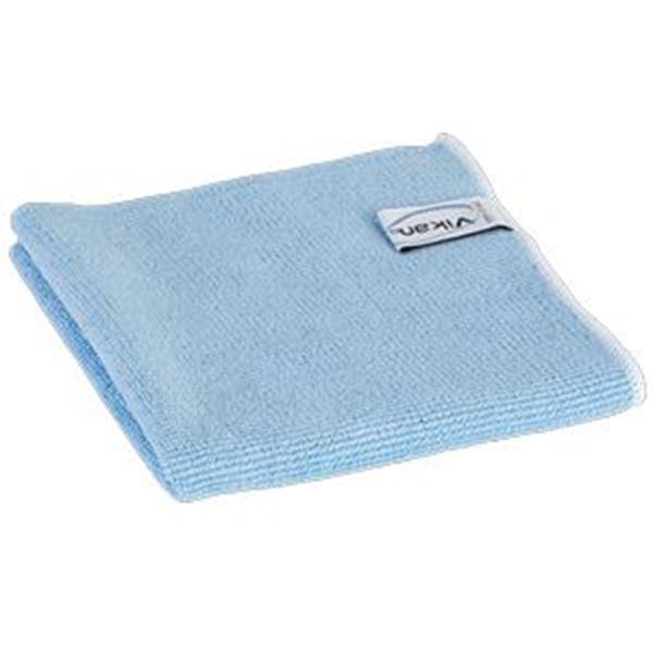 BLUE MICROFIBRE CLOTHS - VIKAN