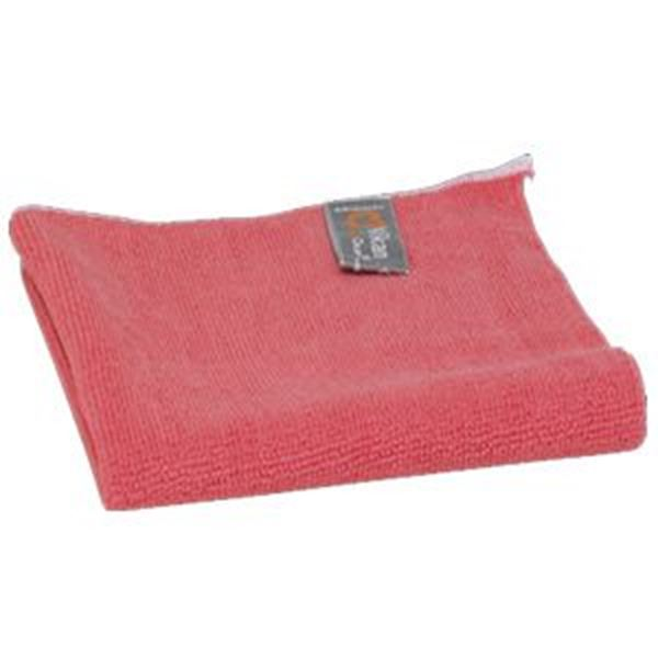 VIKAN MICROFIBRE CLOTHS - RED