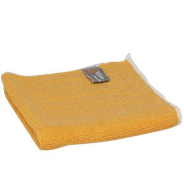 VIKAN MICROFIBRE CLOTHS - YELLOW
