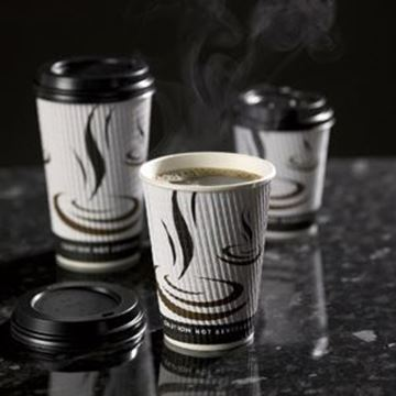 HOT CUP TRIPLE LAYER - BLACK