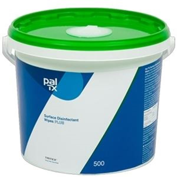 Picture of x500 PalTX  SURFACE DISINFECTANT WIPESW64230T