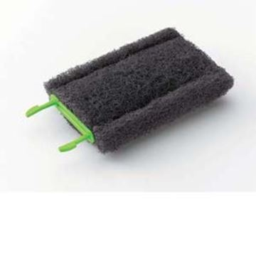 H/DUTY FRYER CLEANING PAD - GREYSCOTCHBRITE