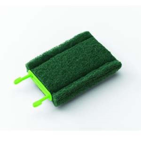 M/DUTY FRYER CLEANING PAD - GREENSCOTCHBRITE