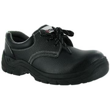 Picture of BLACK 3 EYELET SHOES WITH MIDSOLE size 8