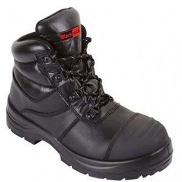 Picture of AVENGER SAFETY BOOT SIZE 6 - S3 WR HRO SRC  WATERPROOF