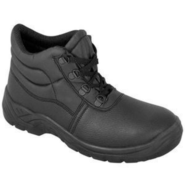 Picture of BLACK CHUKKA BOOTS SB-P SRC - SIZE 4