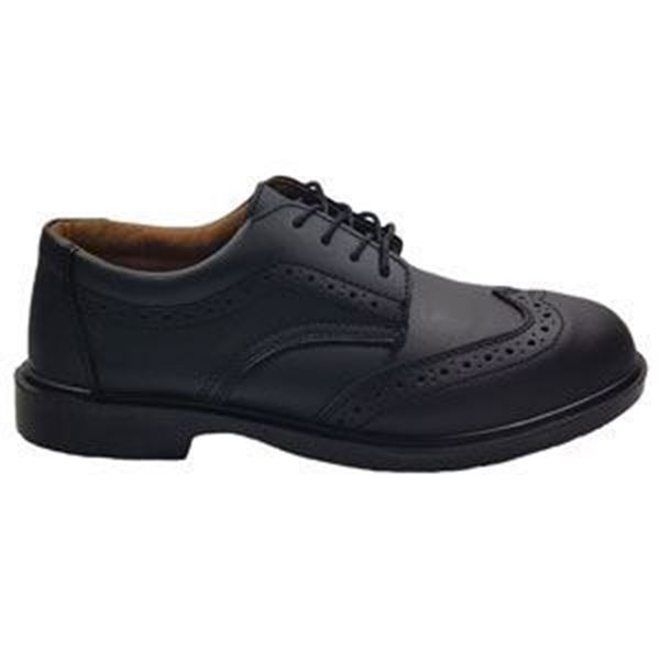 Picture of BLACK SAFETY BROGUE S1SW2011