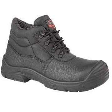 Picture of BLACK WATERPROOF CHUKKA BOOT - SIZE 6