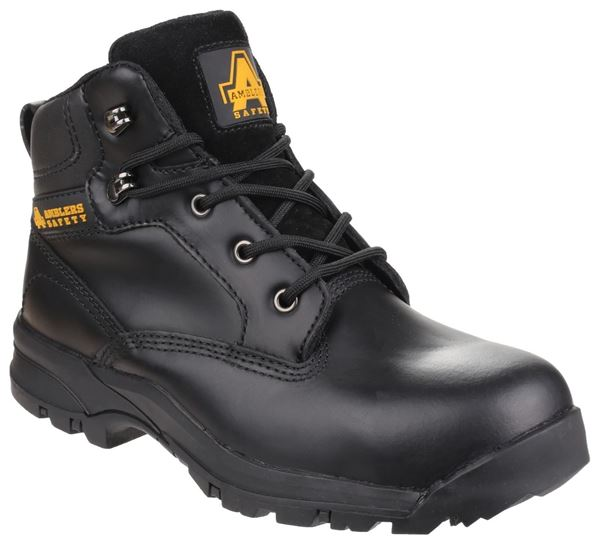 RYTON LADIES SAFETY S3 BOOTS SIZE 8
