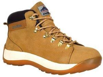 Picture of STEELITE MID CUT NUBUCK SAFETY BOOT - SIZE 12