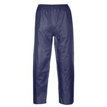 Waterproof Trousers Navy- MEDIUM