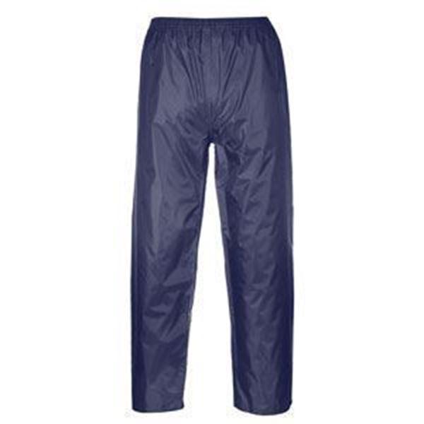 Waterproof Trousers Navy- MEDIUM