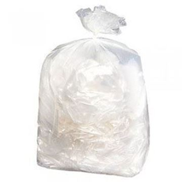 CLEAR COMPACTOR SACK 20Kg