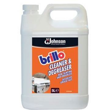 Picture of 2x5lt BRILLO CONC CLEANER DEGREASER23400