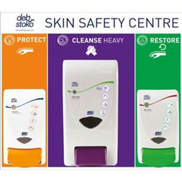DEB 3-Step Safety Centre Board