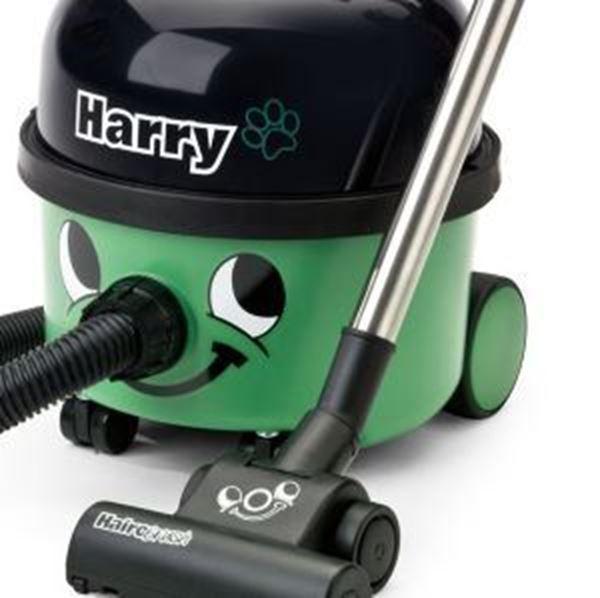Numatic Harry 9lt Pet Tub Vac 230v c/w HS1 kit
