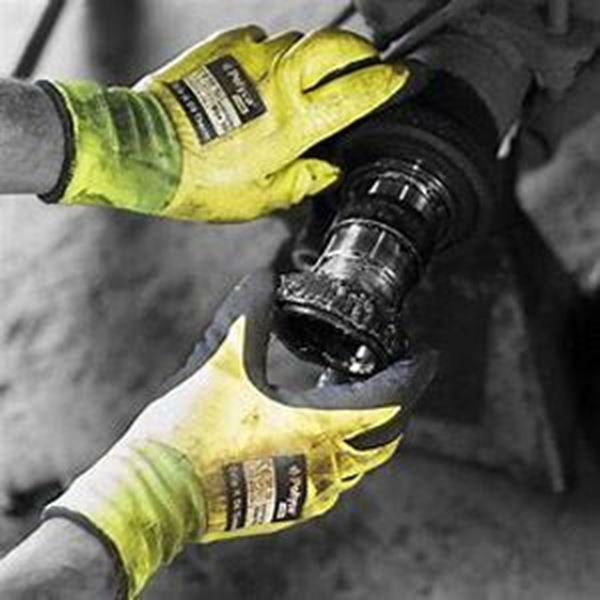 GIOTH Grip It Oil Therm Hi Vis Yellow - Size 11