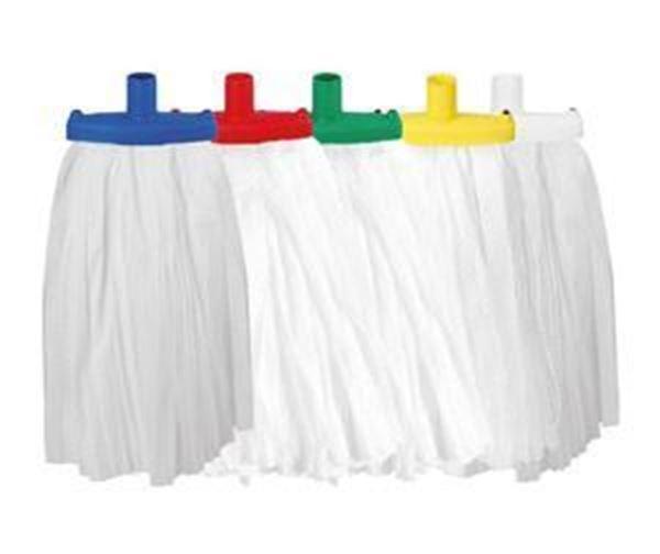 BIG WHITE PRAIRIE SOCKET MOP - WHITE