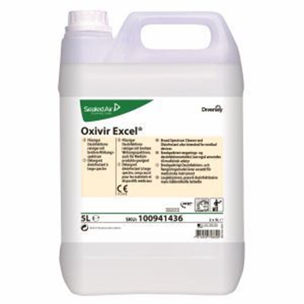 OXIVIR EXCEL CLEANER DISINFECTANT