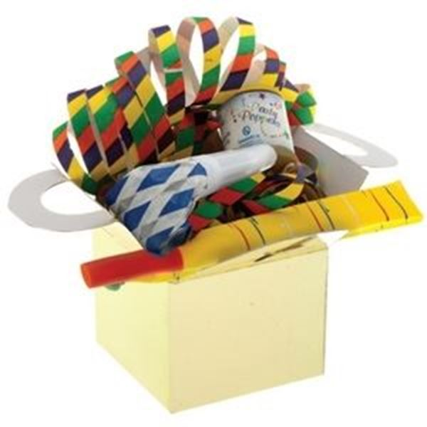 GOLD ADULT PARTY BOX