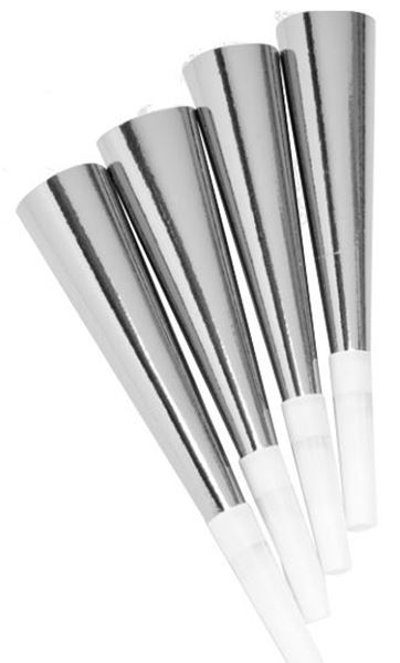 SILVER FOIL ADULT TOOTERS