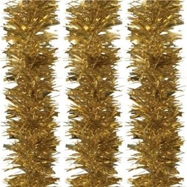 GOLD CHUNKY/FINE TINSEL