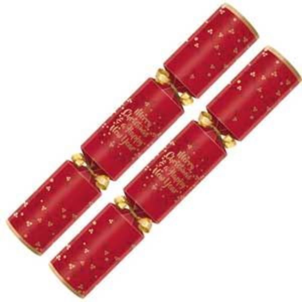 "Picture of 11"" TWELFTH NIGHT CRACKER RED (G) x100"