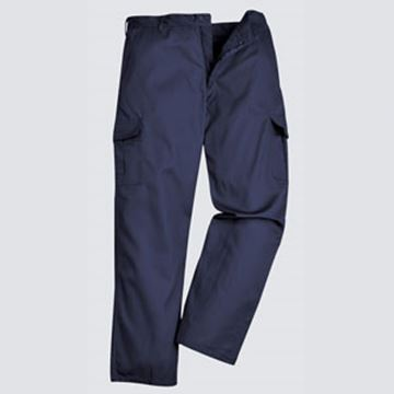 """Picture of Combat Trousers Navy - Size 32"""""""