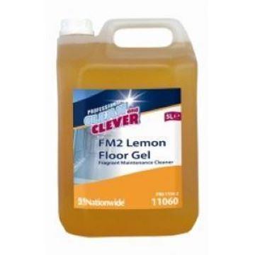 CLEAN & CLEVER FM2 LEMON FLOOR GEL