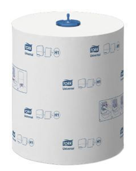 TORKMATIC 2ply WHITE UNIVERSAL TOWEL ROLL