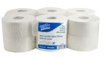 Clean & Clever PM2 M/JUMBO 2ply Tissue Paper