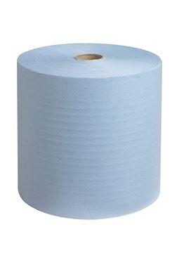Scott® Rolled Hand Towels 6668 - 6 x 304m blue, 1 ply rolls