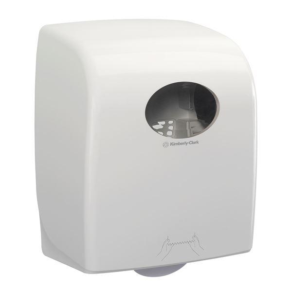 Aquarius™ Rolled Hand Towel Dispenser 7375 - White
