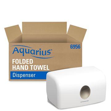 Aquarius™  Multifold Hand Towel Dispenser 6956 - White