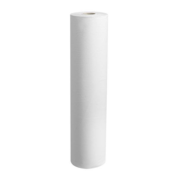 Scott® Couch Cover (51W) 7397 - 12 rolls x 200 white, 1 ply sheets