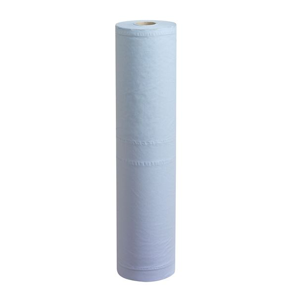 Scott® Couch Cover (51W) 7398 - 12 rolls x 140 blue, 2 ply sheets