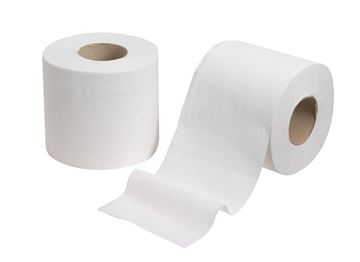 Scott® Essential™ Standard Roll Toilet Tissue 8538 - 36 rolls x 320 white, 2 ply sheets (11,520 sheets)