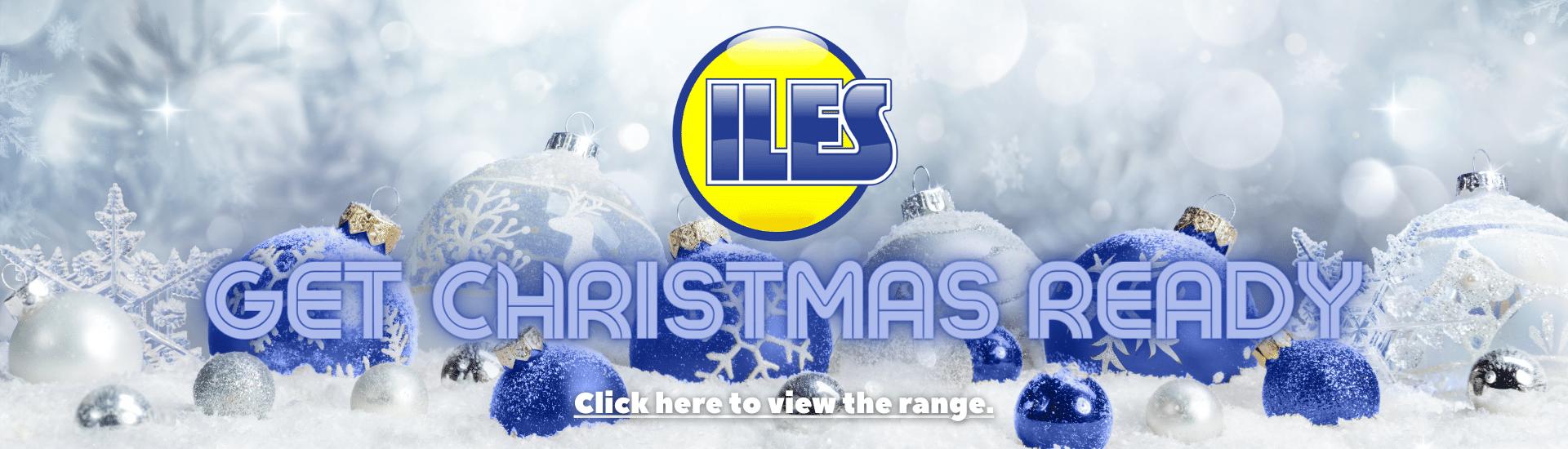 Trevor Iles Christmas