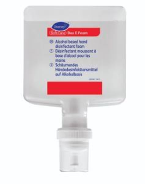 Soft Care® Foam Instant Hand Sanitizer 4x3lt