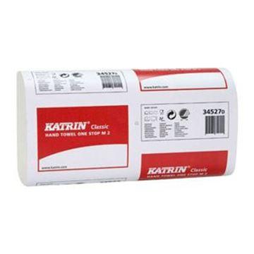 KATRIN 2ply ONE-STOP M2 TOWEL - WHITE