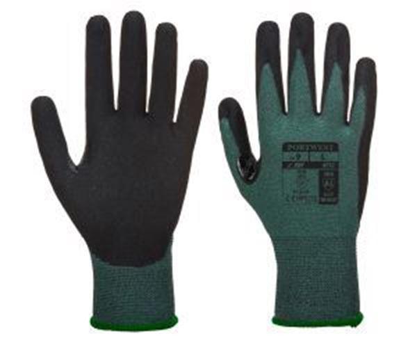 Dexti Cut Pro Glove - Black/Grey