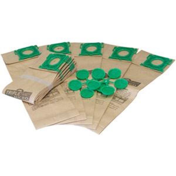 SM1, SM2, Sensor, Stealth, Evo Paper Vac Bags